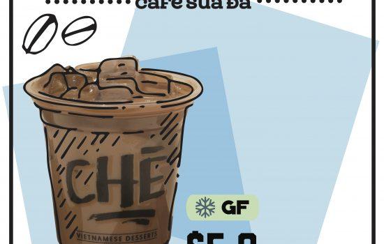 Signature Vietnamese Iced Coffee