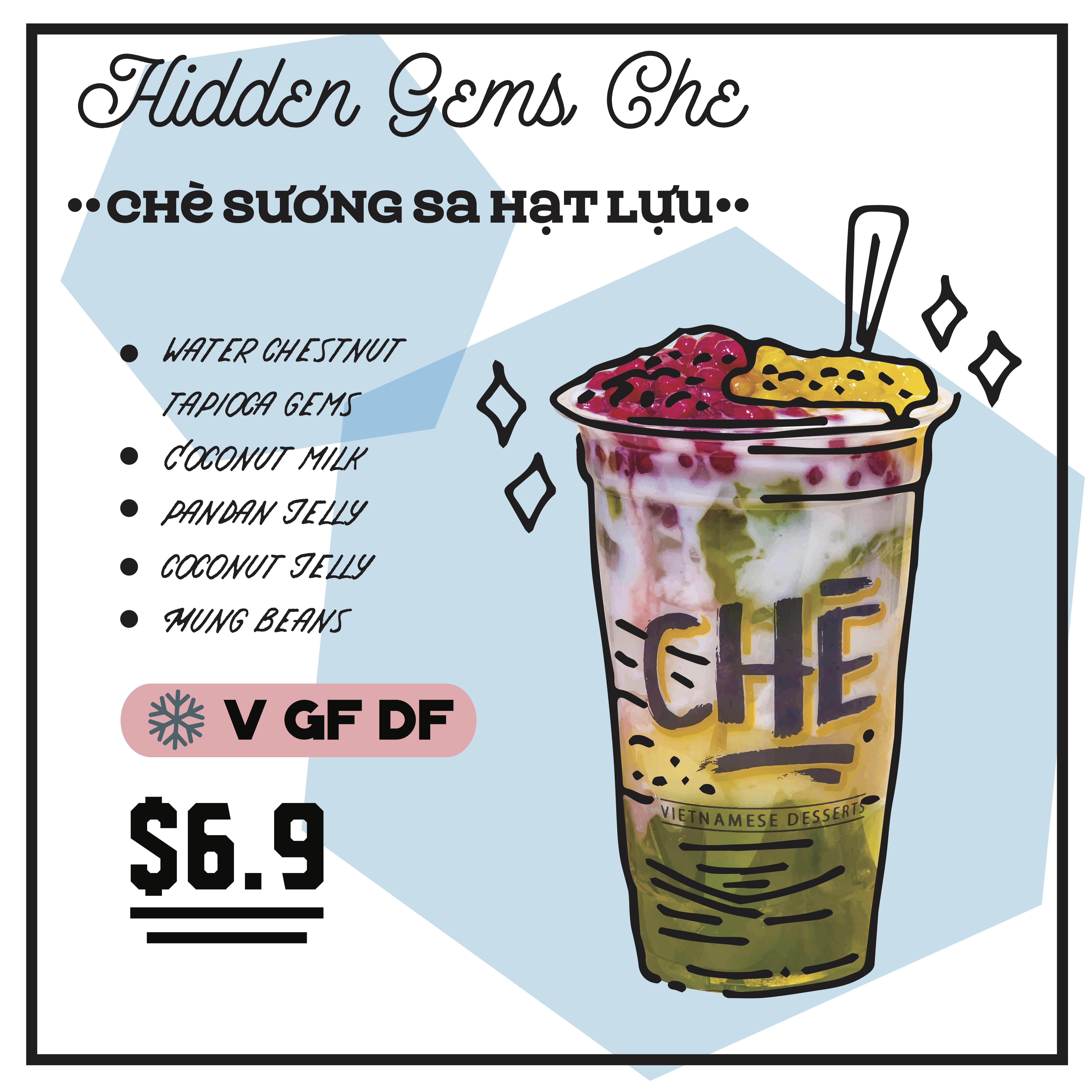 Hidden Gems Che