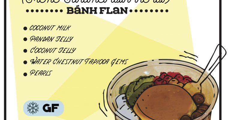 FLANtastic – Creme Caramel